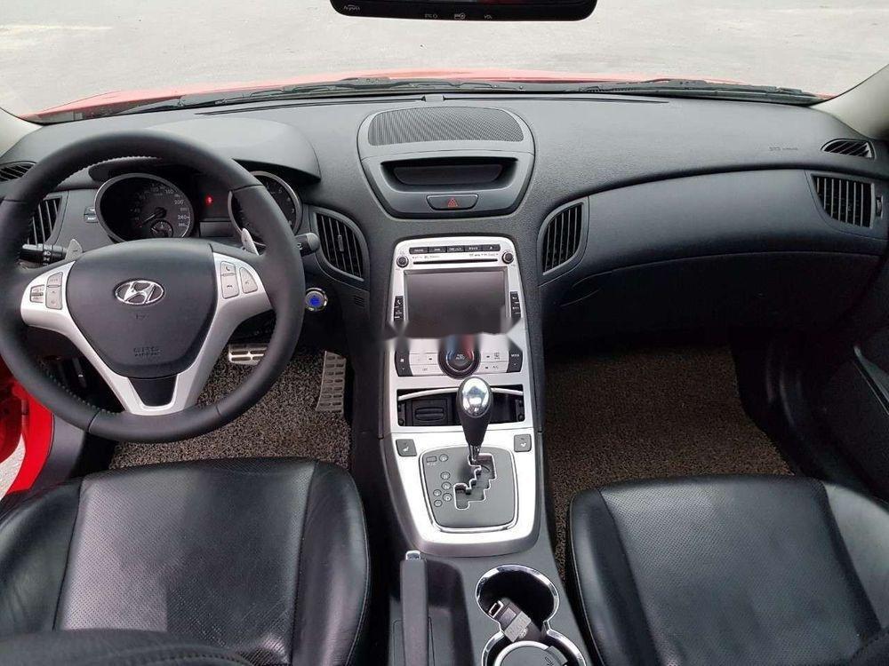 Bán ô tô Hyundai Genesis đời 2009, màu đỏ, xe nhập chính hãng (5)