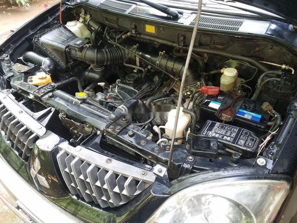 Bán xe Mitsubishi Jolie SS đời 2005, màu đen, nhập khẩu nguyên chiếc, giá tốt (7)