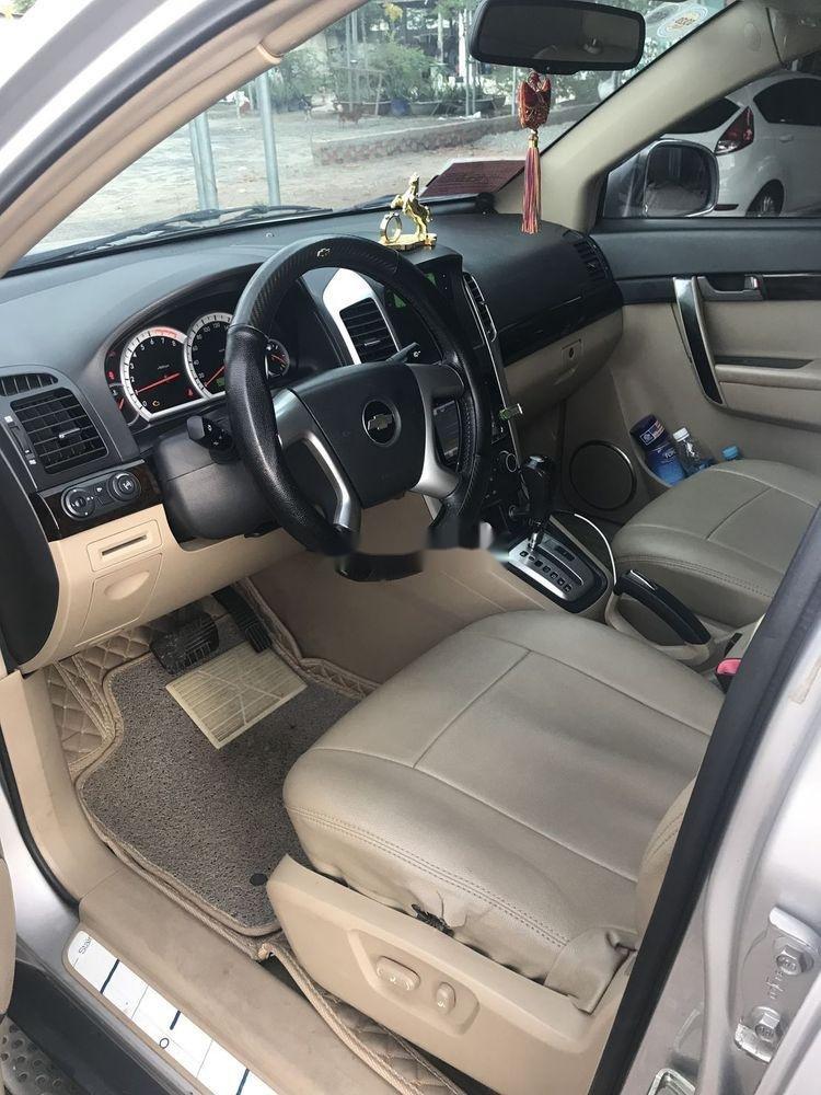 Xe Chevrolet Captiva AT sản xuất năm 2007, nhập khẩu nguyên chiếc (2)