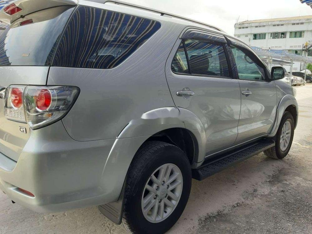 Cần bán xe Toyota Fortuner năm sản xuất 2015, màu bạc, nhập khẩu nguyên chiếc chính hãng (4)