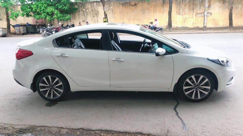 Cần bán gấp Kia K3 2014, màu trắng chính chủ, 465tr (3)