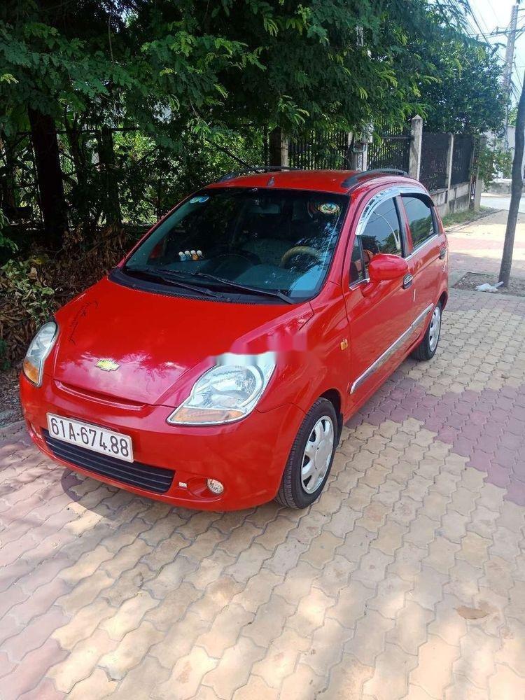 Cần bán xe Chevrolet Spark Bán 2009 xe chính chủ năm sản xuất 2009, xe nguyên bản (1)