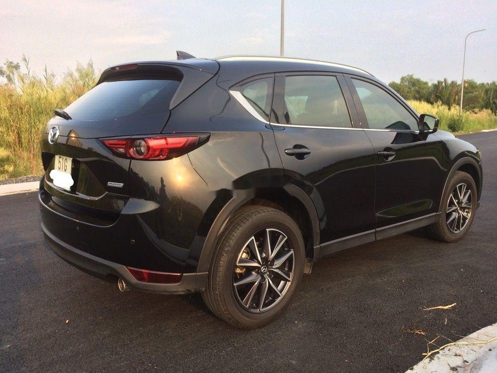 Bán Mazda CX 5 2.5 AT AWD năm sản xuất 2018, màu đen xe gia đình giá cạnh tranh (6)