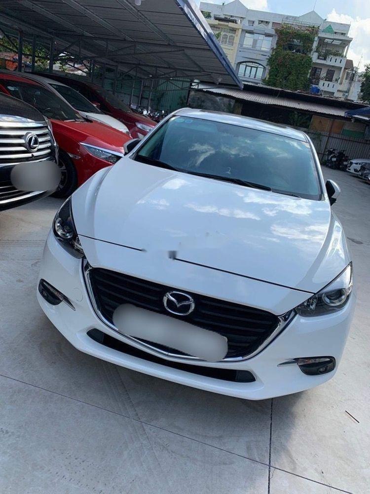 Xe Mazda 3 AT sản xuất 2017, màu trắng (2)
