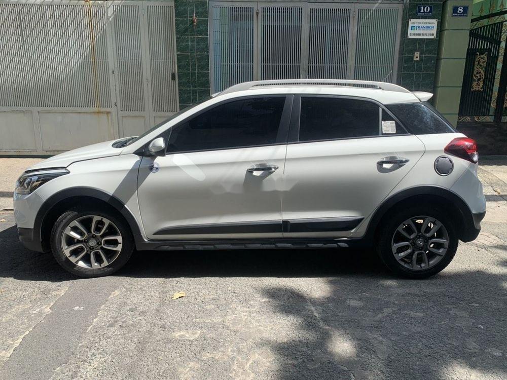 Bán xe Hyundai i20 2016, màu trắng, nhập khẩu (2)
