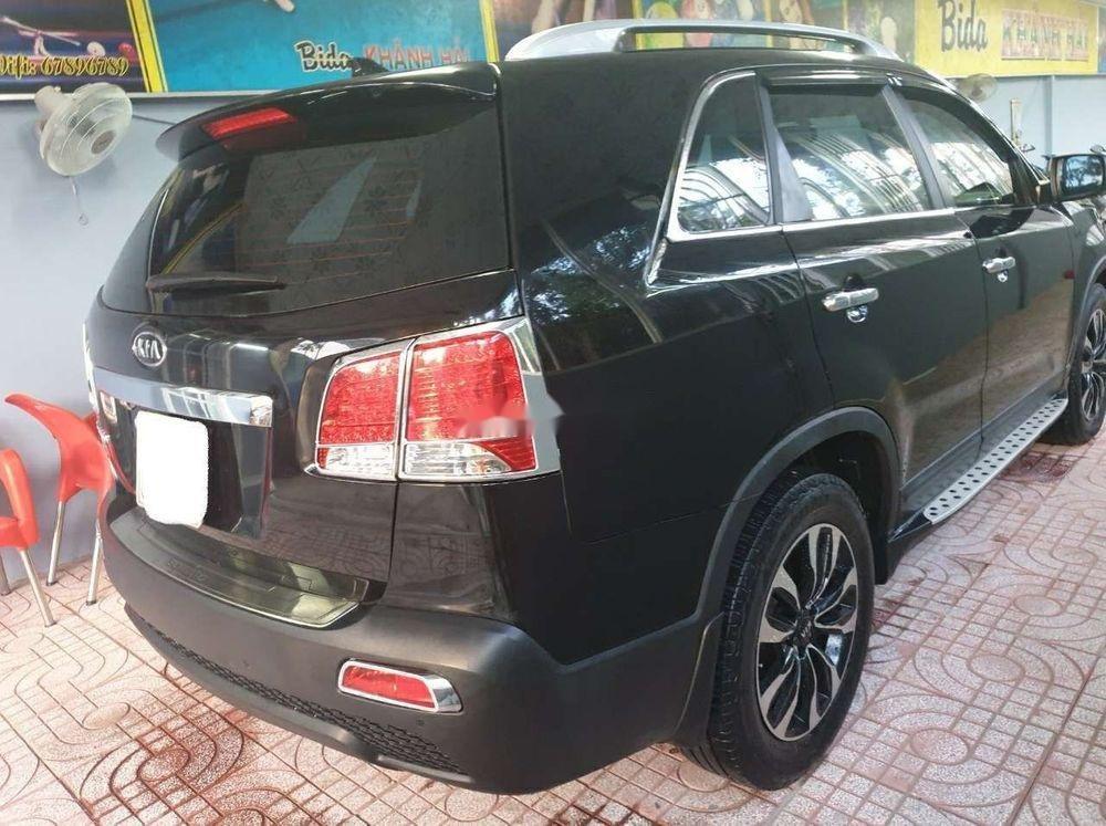 Bán Kia Sorento AT sản xuất 2012, màu đen xe gia đình, giá chỉ 498 triệu (4)
