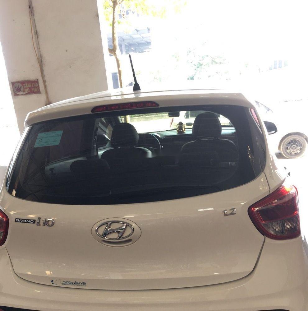 Bán Hyundai Grand i10 2018, màu trắng, 338tr (1)