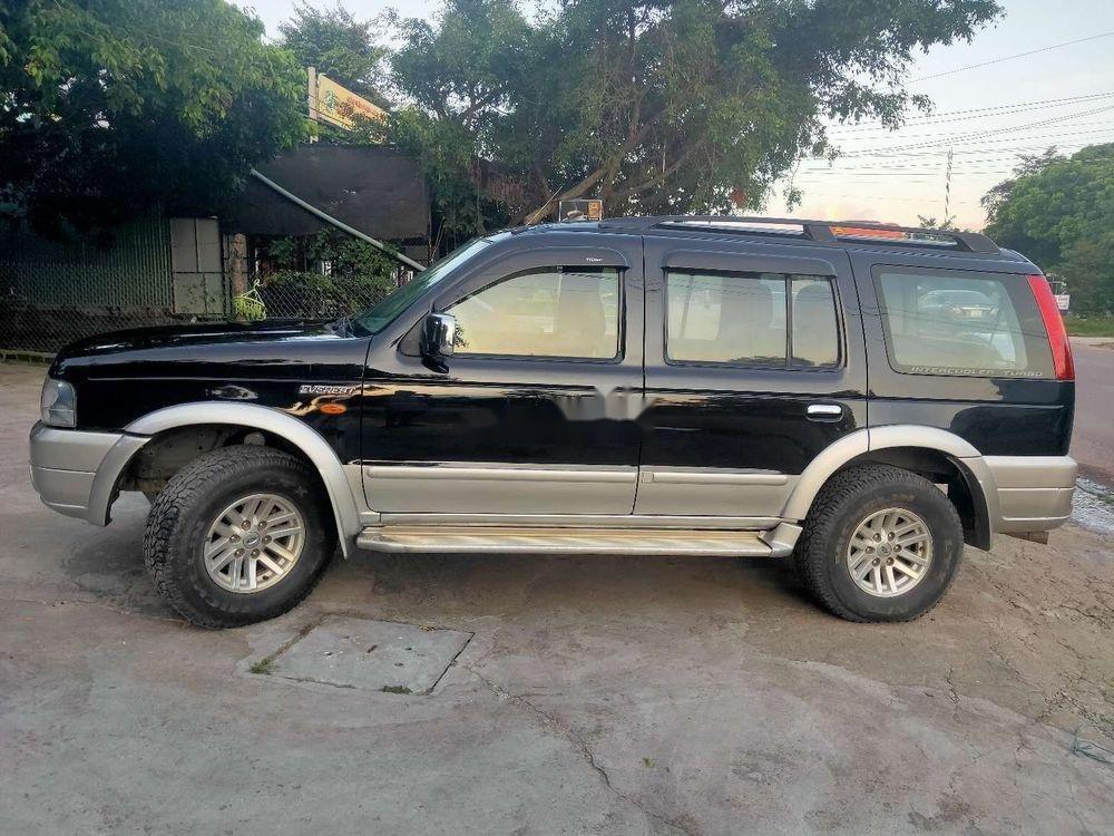 Cần bán Ford Everest đời 2006, nhập khẩu nguyên chiếc, giá cạnh tranh (2)