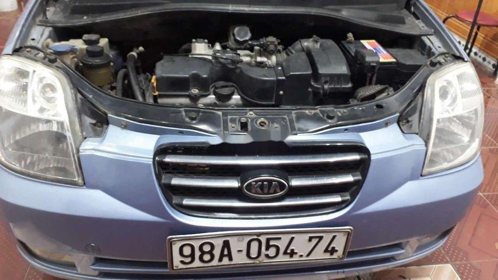 Bán xe Kia Morning sản xuất năm 2007, nhập khẩu chính hãng (8)