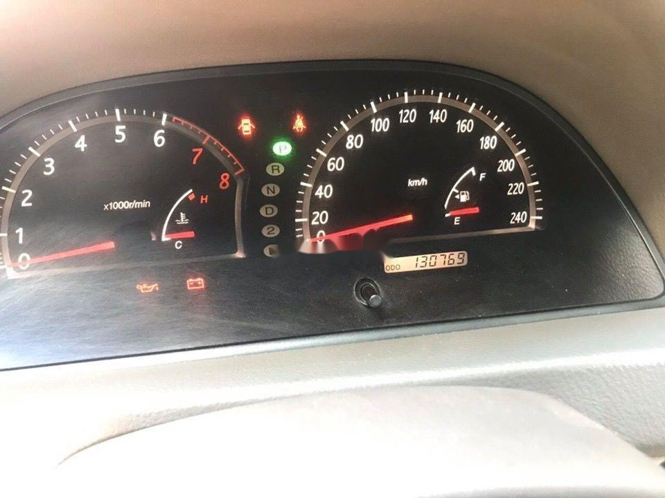 Bán Toyota Camry đời 2003, màu đen số tự động (6)