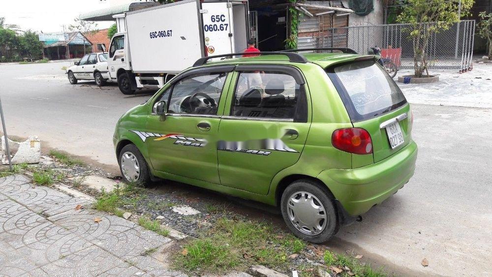 Cần bán xe Daewoo Matiz SE sản xuất năm 2004, xe nhập (1)