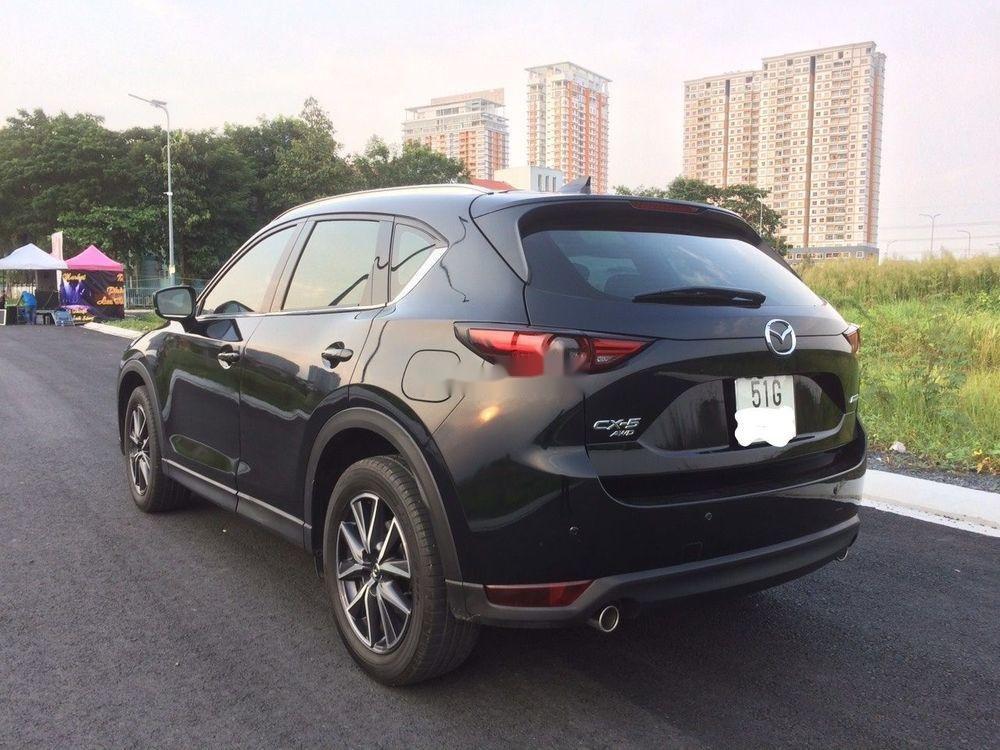Bán Mazda CX 5 2.5 AT AWD năm sản xuất 2018, màu đen xe gia đình giá cạnh tranh (7)