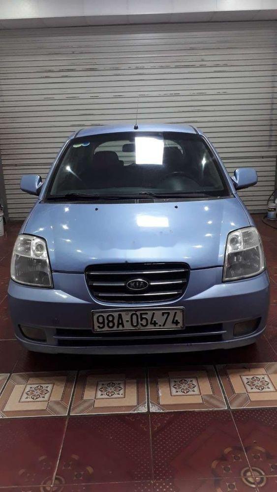 Bán xe Kia Morning sản xuất năm 2007, nhập khẩu chính hãng (1)