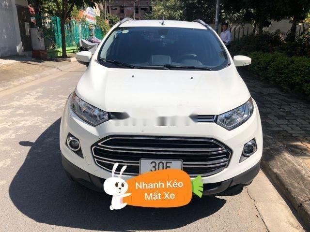 Bán Ford EcoSport Titanium 2017, màu trắng số tự động (3)