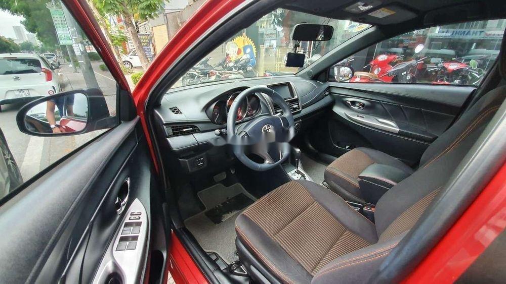 Bán Toyota Yaris G 1.5 sản xuất năm 2016, màu đỏ, xe nhập (6)