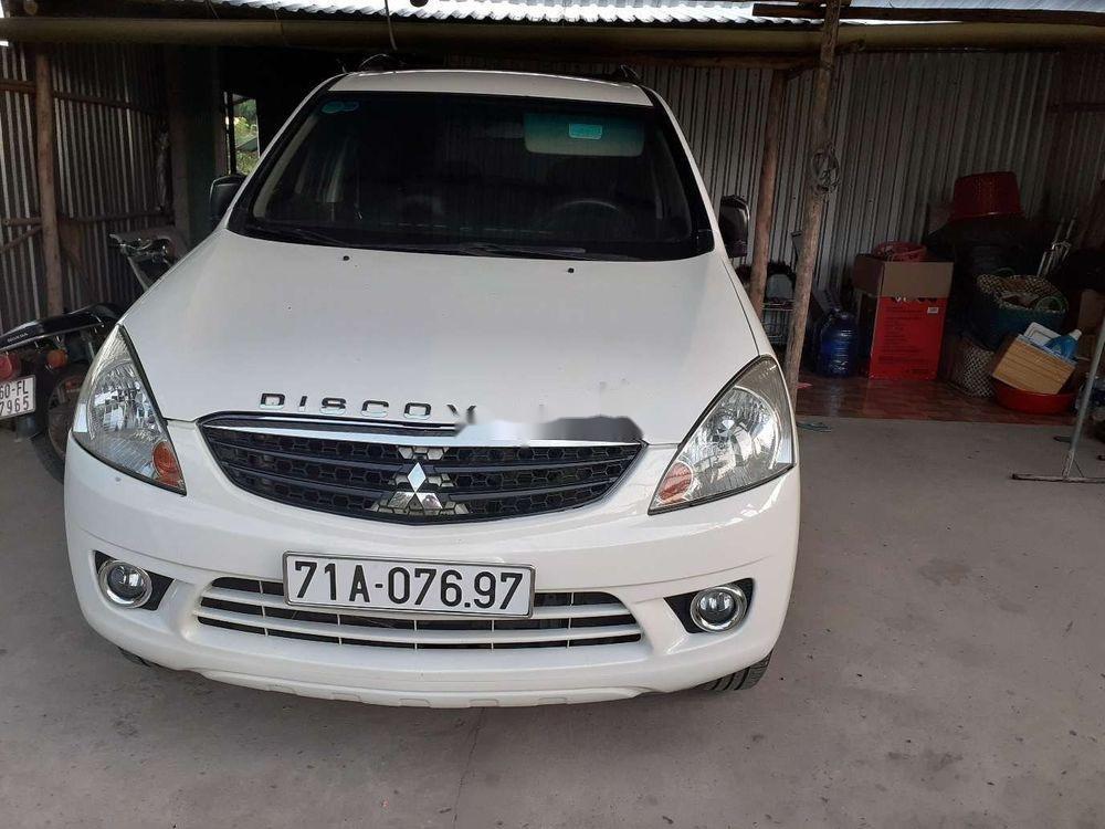 Cần bán xe Mitsubishi Zinger đời 2009, màu trắng, nhập khẩu nguyên chiếc (1)