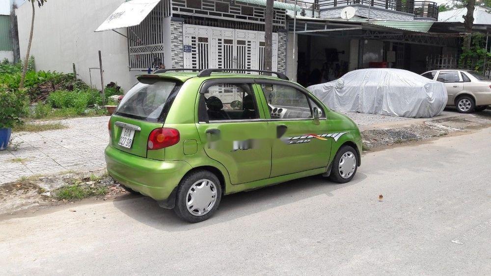 Cần bán xe Daewoo Matiz SE sản xuất năm 2004, xe nhập (2)