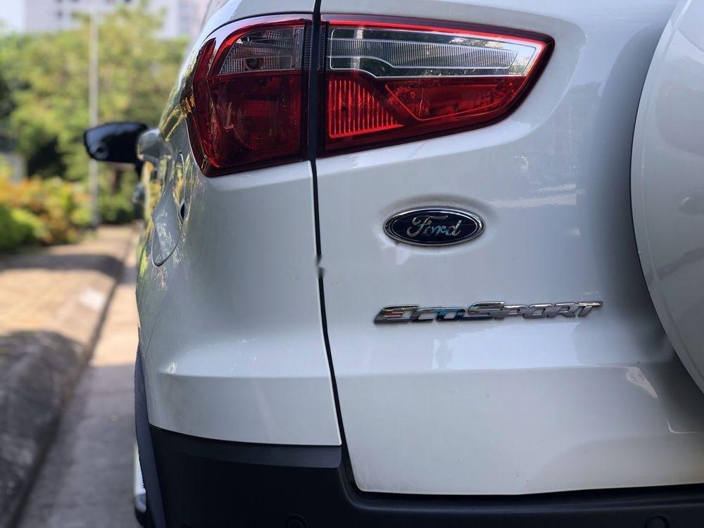 Bán Ford EcoSport Titanium 2017, màu trắng số tự động (9)