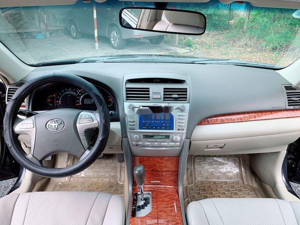 Bán xe Toyota Camry AT đời 2007, màu đen giá cạnh tranh (7)