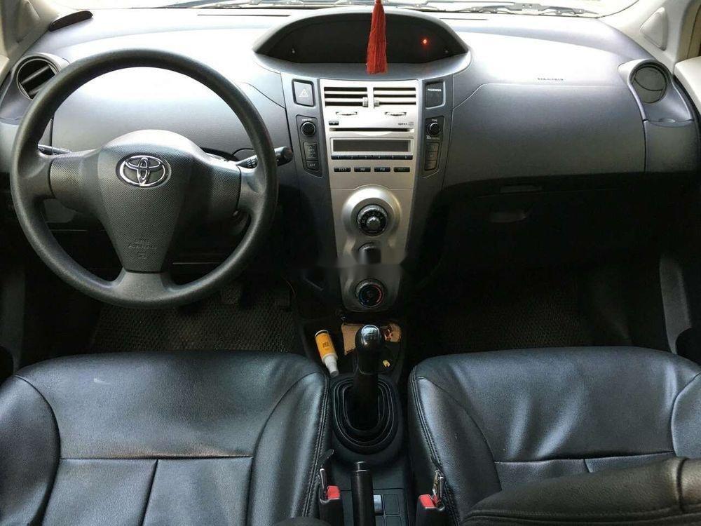 Bán Toyota Yaris 1.0 MT 2007, màu đỏ, nhập khẩu nguyên chiếc (6)