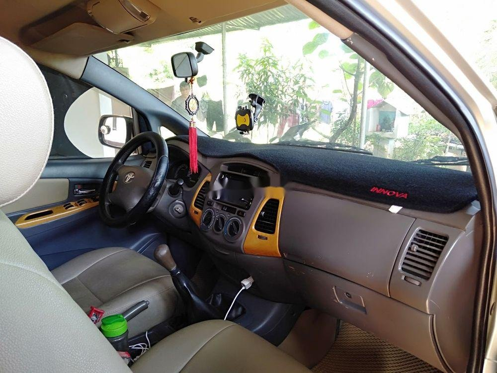 Bán Toyota Innova sản xuất năm 2008, giá tốt (2)