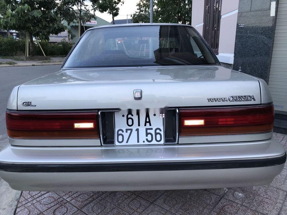 Bán Toyota Cressida năm 1995, nhập khẩu nguyên chiếc, giá tốt (1)