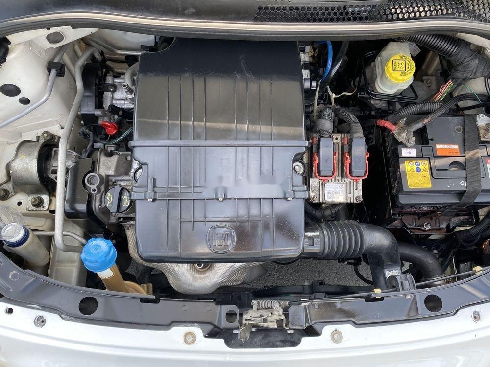 Bán ô tô Fiat 500 1.2 turbo 2010, màu trắng, nhập khẩu số tự động (9)