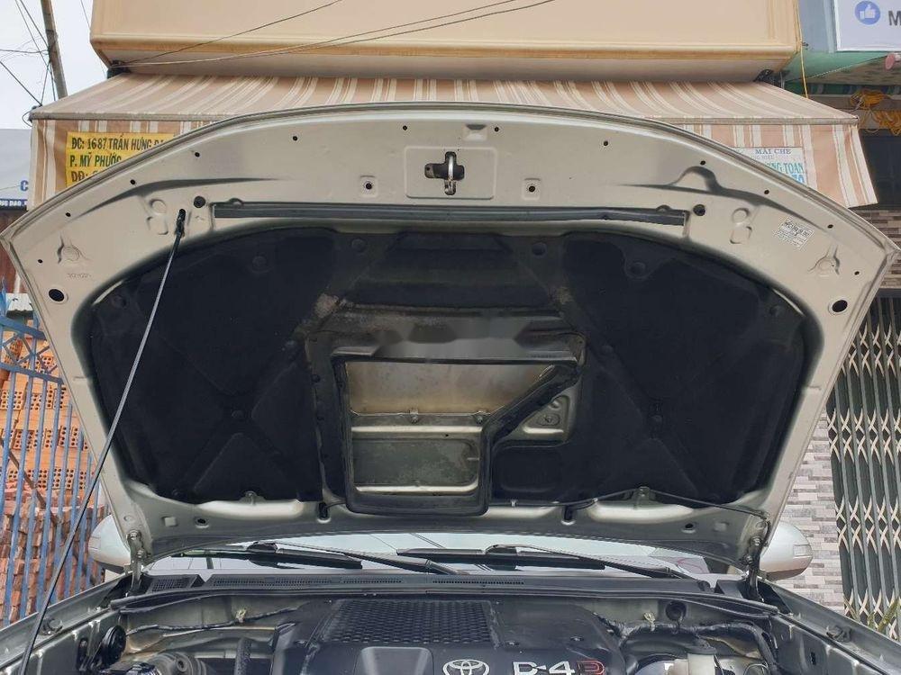 Bán xe Toyota Fortuner GMT sản xuất 2013, màu bạc xe gia đình (10)