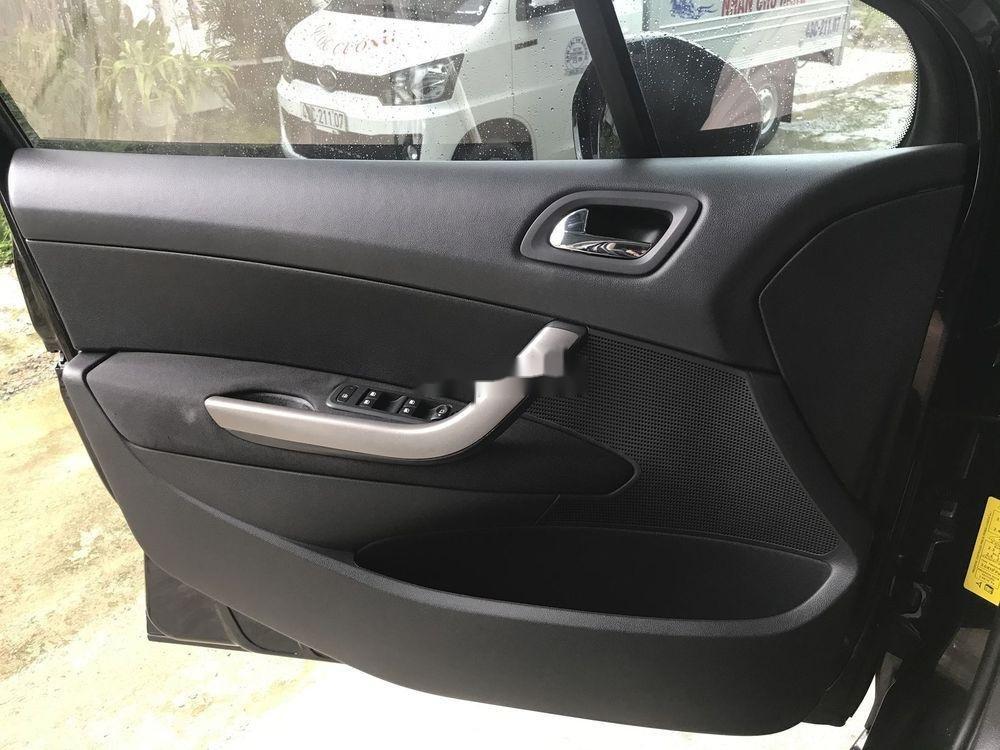 Bán xe Peugeot 408 2014, màu đen xe gia đình, giá 460tr (11)