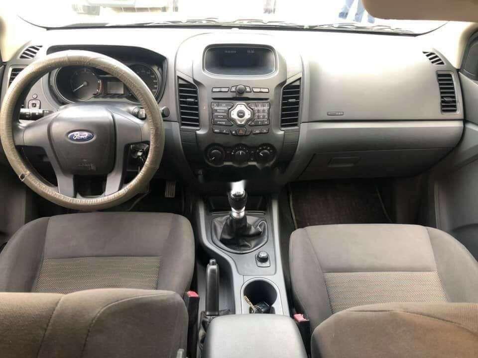 Bán Ford Ranger sản xuất 2014, màu bạc, nhập khẩu (3)