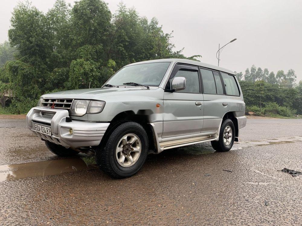 Bán Mitsubishi Pajero AT năm 2001 số tự động giá cạnh tranh (1)