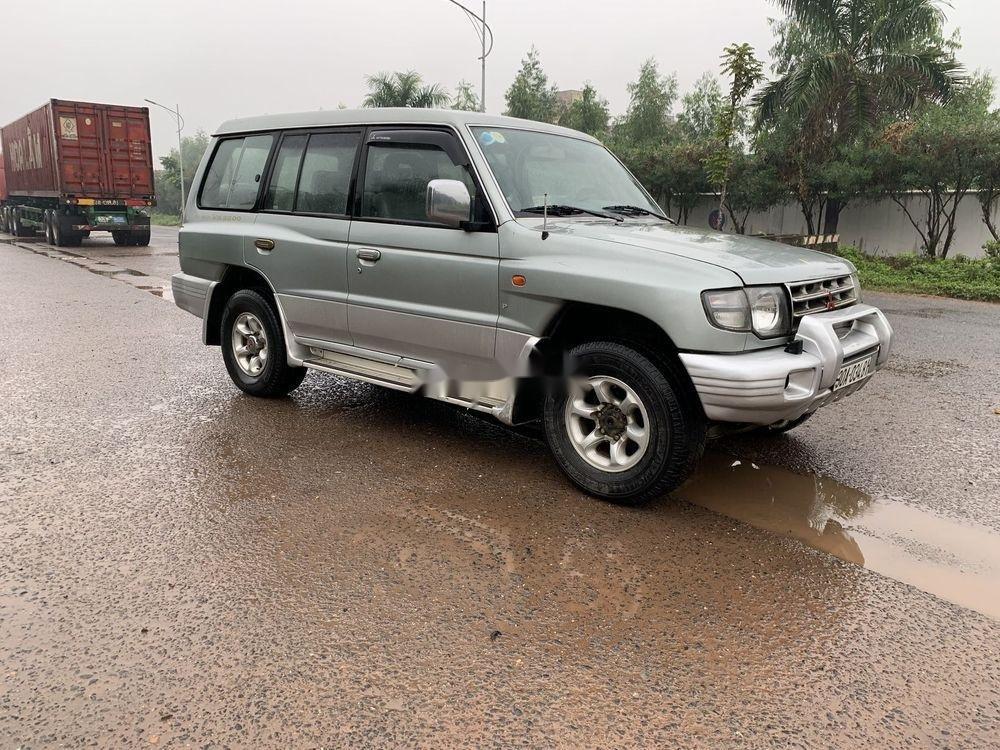 Bán Mitsubishi Pajero AT năm 2001 số tự động giá cạnh tranh (2)