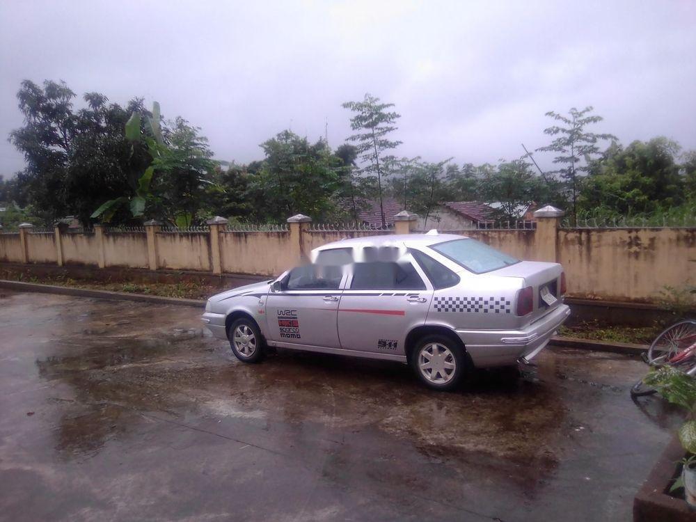 Cần bán lại xe Fiat Tempra đời 1996, màu trắng xe gia đình, xe nguyên bản (2)