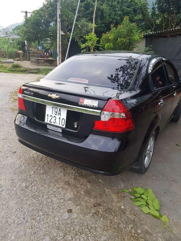 Bán Chevrolet Aveo sản xuất 2016, màu đen (2)