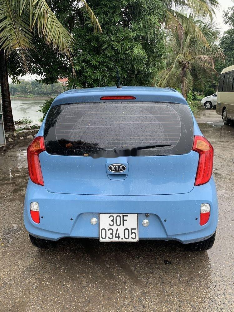 Cần bán lại xe Kia Morning đời 2011, nhập khẩu, giá tốt (3)