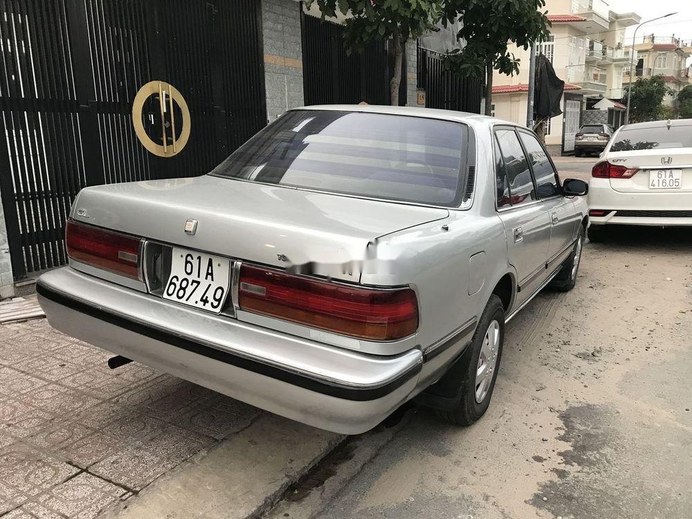 Bán xe cũ Toyota Cressida đời 1996, màu bạc, xe nhập (11)