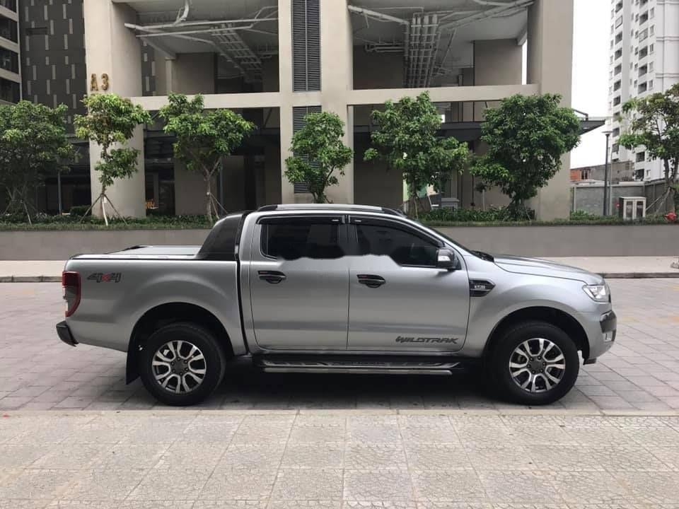 Bán xe Ford Ranger năm 2018, màu xám, nhập khẩu, xe gia đình, 769 triệu (5)