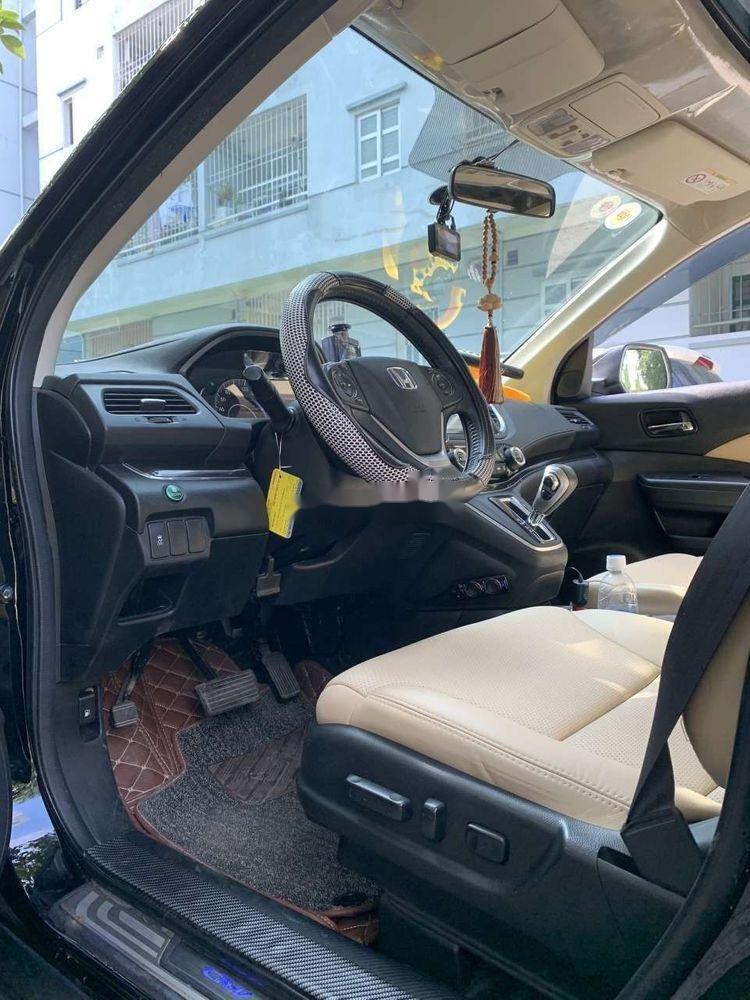 Bán xe cũ Honda CR V 2.4G sản xuất 2016, màu đen, 829tr (10)