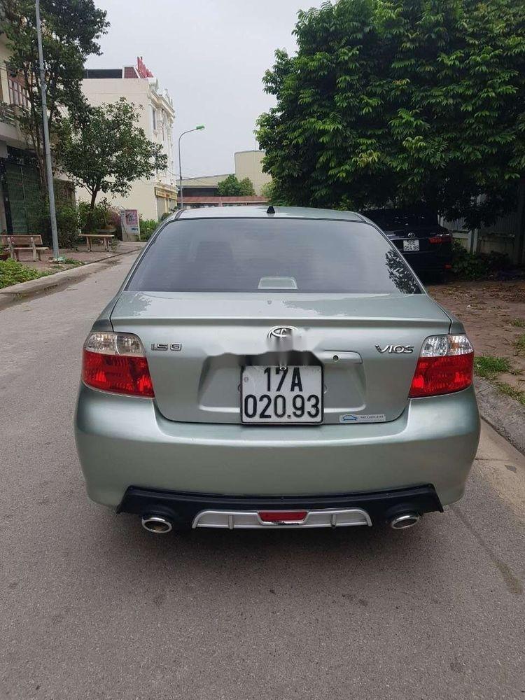 Cần bán gấp Toyota Vios GMT sản xuất 2003, giá chỉ 176 triệu (1)