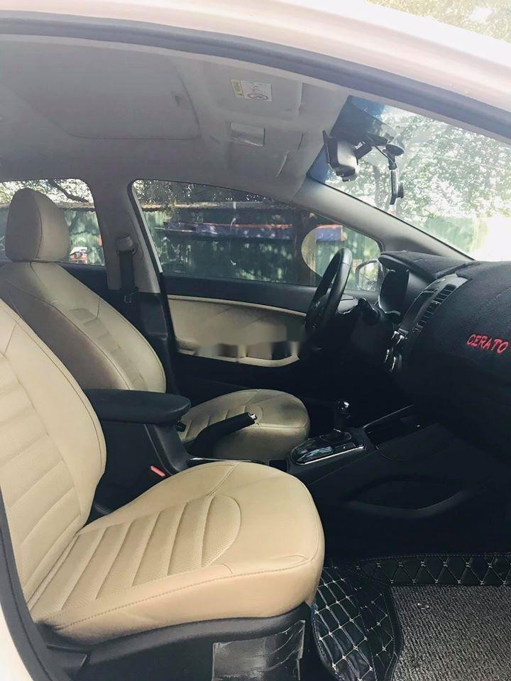 Cần bán lại xe Kia Cerato 2.0 AT sản xuất 2018, màu trắng  (3)