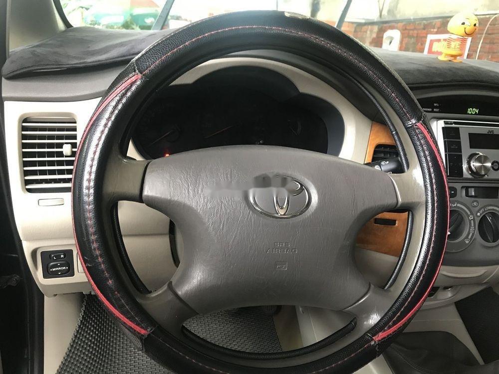 Cần bán xe cũ Toyota Innova 2011, màu đen (9)