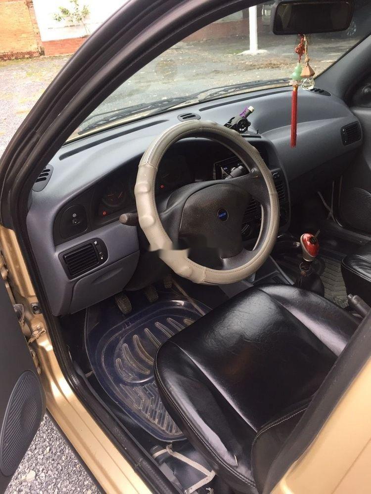 Bán xe Fiat Siena 2003, nhập khẩu nguyên chiếc số sàn, giá tốt (5)