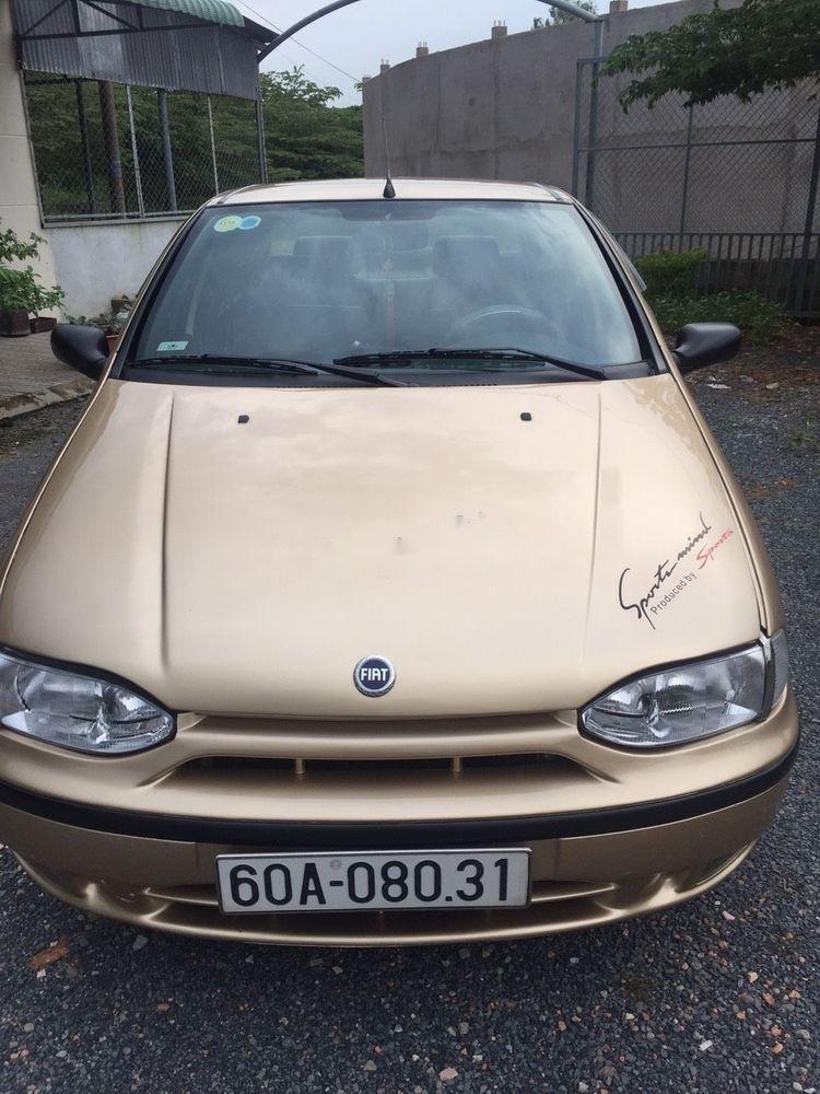 Bán xe Fiat Siena 2003, nhập khẩu nguyên chiếc số sàn, giá tốt (1)