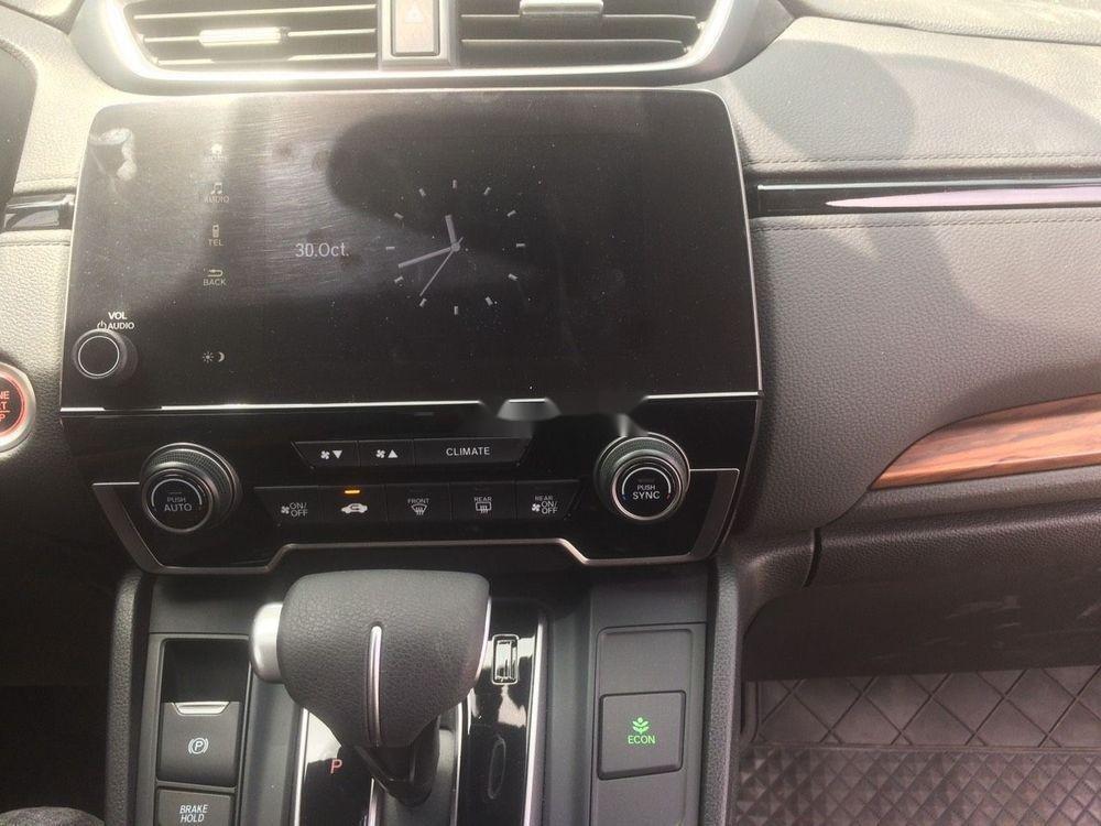 Bán Honda CR V 2018, màu đen, nhập khẩu nguyên chiếc (3)