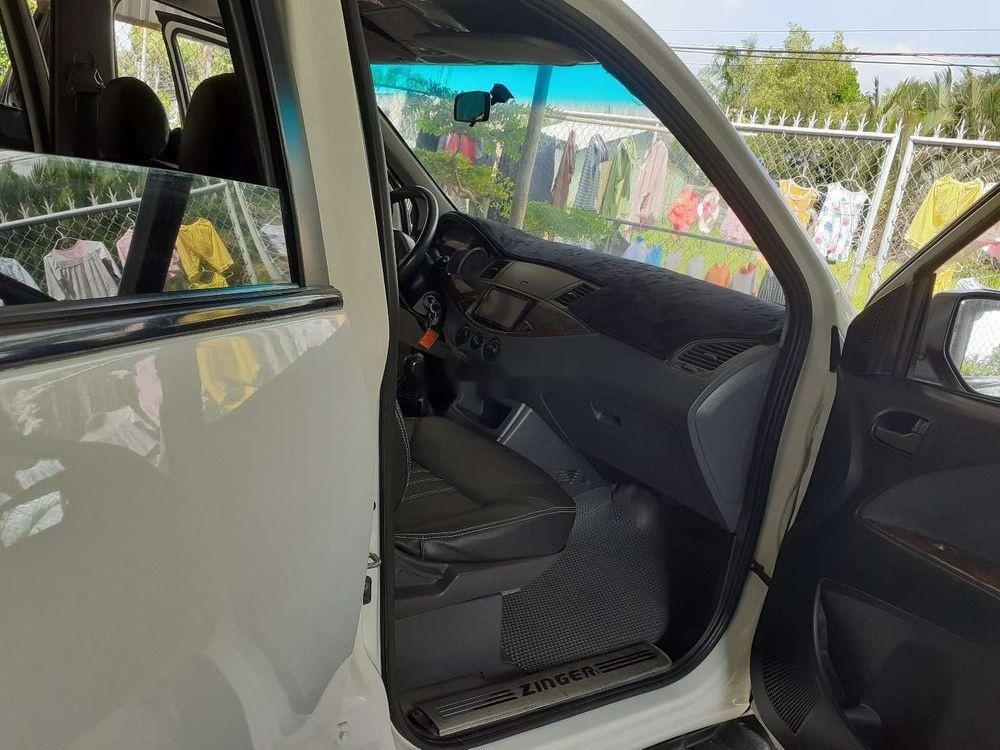 Cần bán xe Mitsubishi Zinger đời 2009, màu trắng, nhập khẩu nguyên chiếc (4)