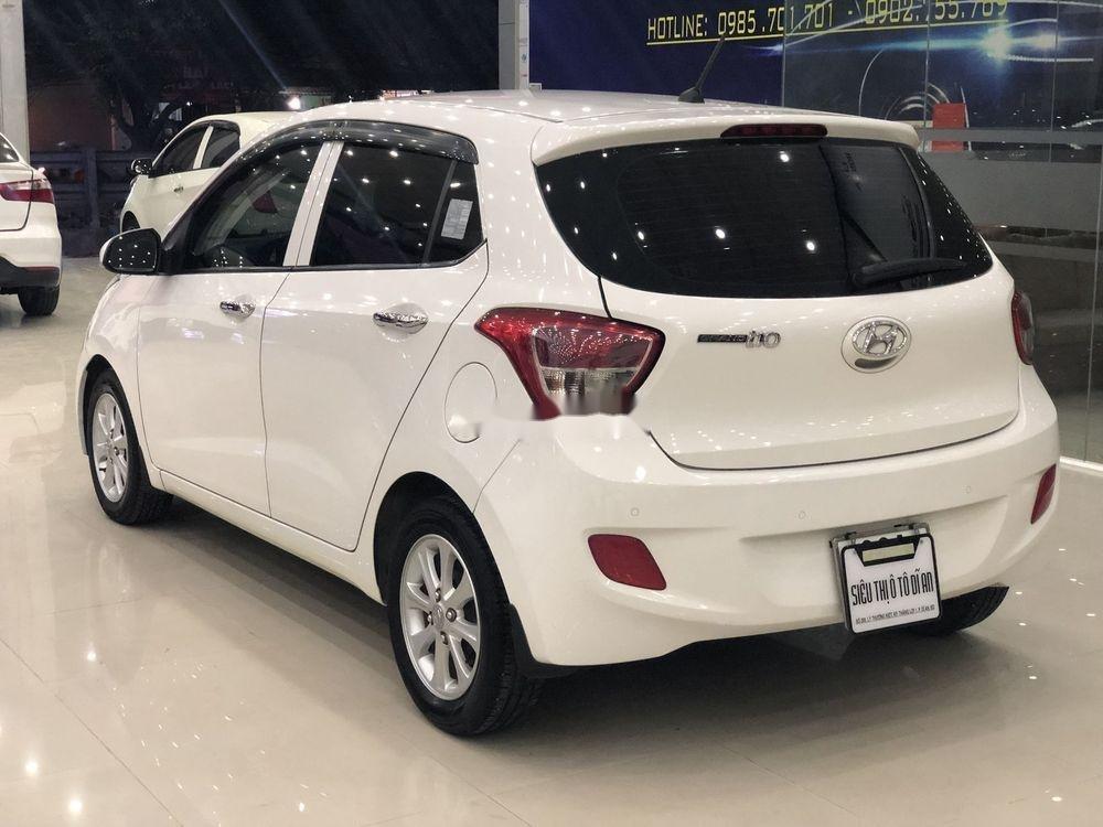 Bán Hyundai Grand i10 2016, màu trắng, xe nhập   (3)