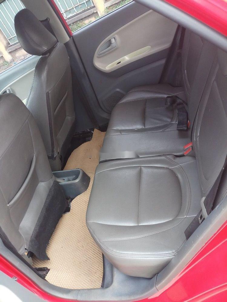 Cần bán gấp Kia Morning sản xuất 2014, màu đỏ như mới, giá tốt, xe nguyên bản (12)