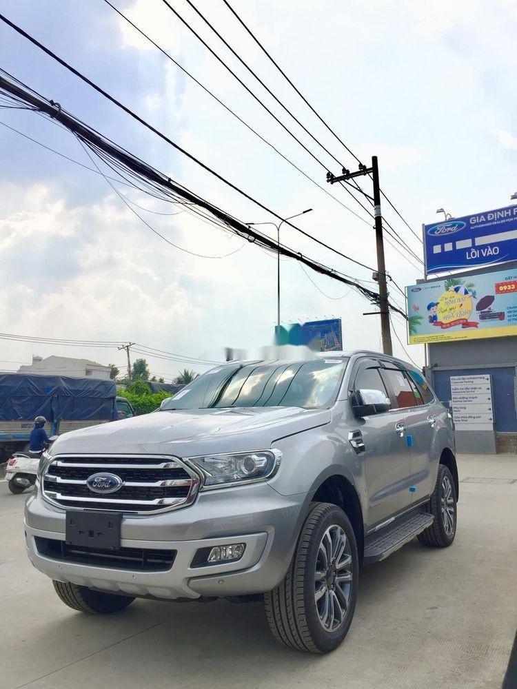 Bán Ford Everest năm sản xuất 2019, màu bạc, nhập khẩu  (2)
