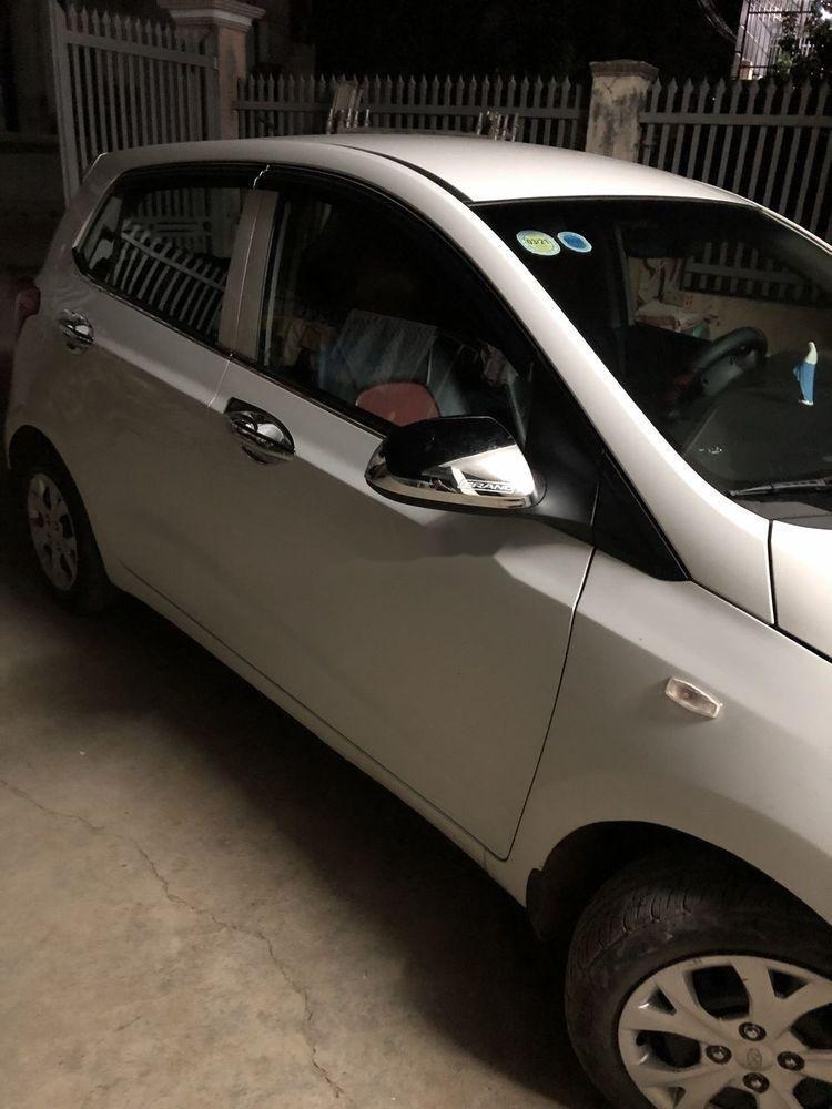Bán Hyundai Grand i10 đời 2015, màu trắng, xe nhập   (2)