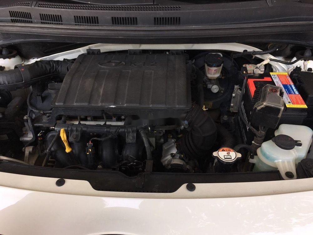 Bán Hyundai Grand i10 2018, màu trắng, 338tr (8)